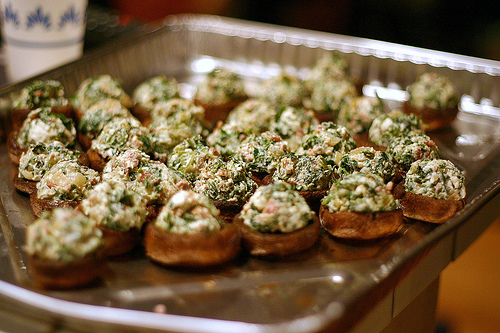 Feta stuffed mushrooms.wps12